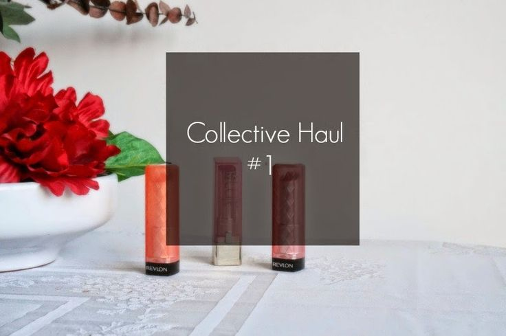 The Cosmetic Critic: It's Time For A Spending Ban | Collective Haul #1