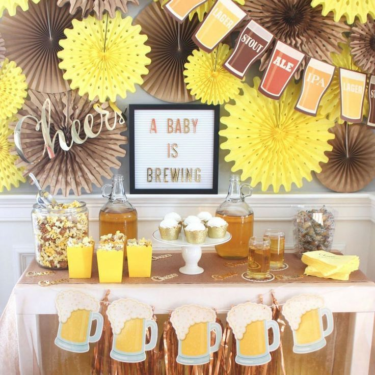 Creative and clever Adventure Awaits Baby Shower ideas