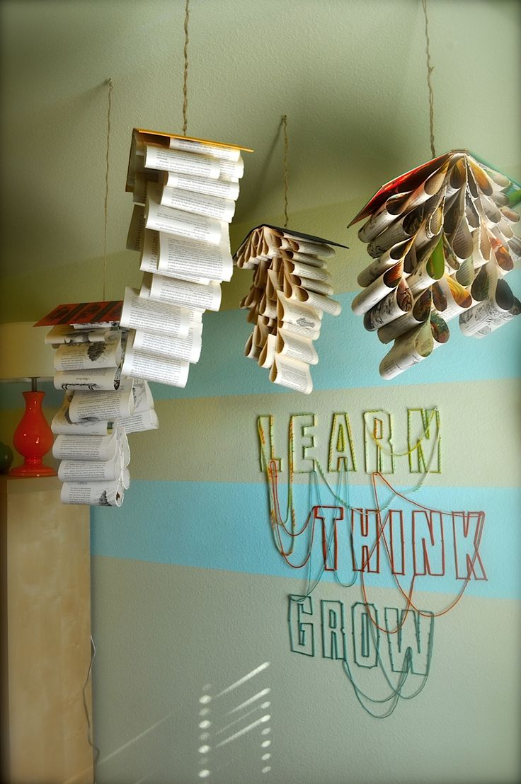 Classroom Mobiles Ideas ~ Best library displays images on pinterest bookshelf