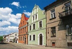 Radom - Kamienice Gąski i Esterki. Atrakcje turystyczne Radomia. Ciekawe miejsca Radomia