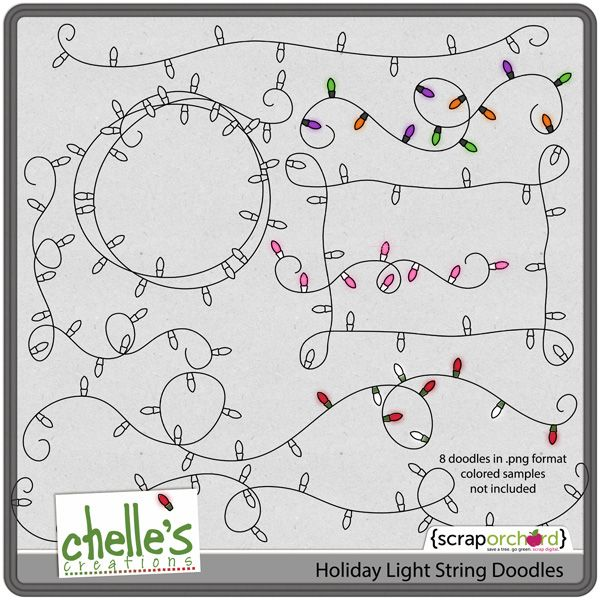 String Lights Doodle : 609 best images about Zentangle. Xmas zentanges, doodles and inspirations on Pinterest Trees ...