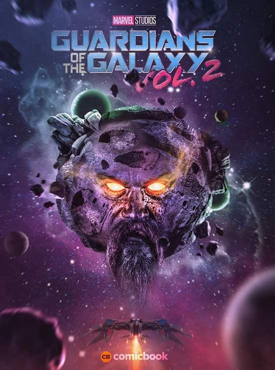 Poster For Guardians Of The Galaxy Vol 2 2017 Guardians