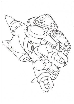 Astro Boy coloring page 15