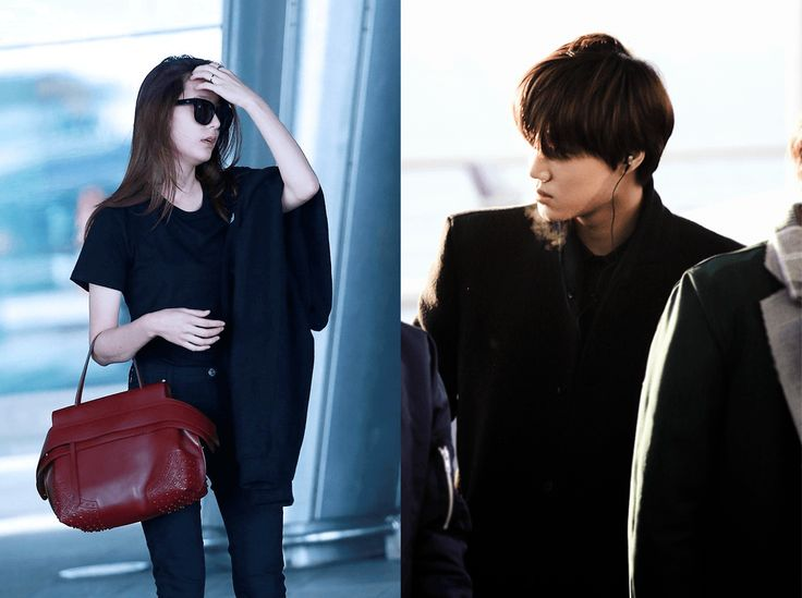 f(x) Krystal and EXO's Kai Are Still Dating