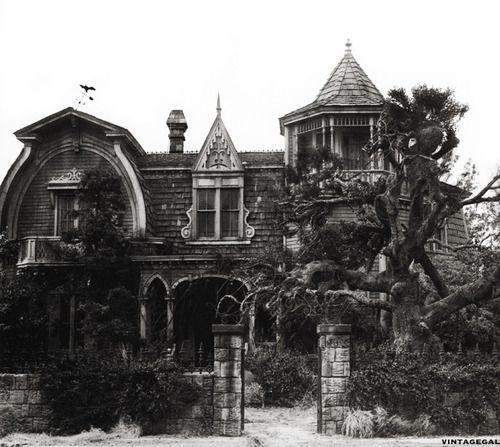 The Munster's House - 1313 Mockingbird Lane