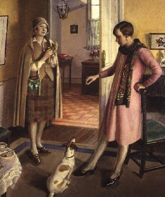 Harold C. Harvey - Titbits, 1929: