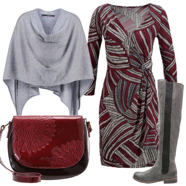 Outfit Quasi etnico