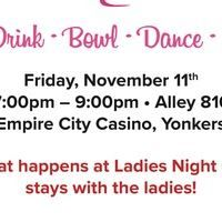 Join Jayde & Annie from 95.5 PLJ for a ladies night out in Alley 810, a mixology and entertainment lounge at Empire City Casino, one of the largest entertai