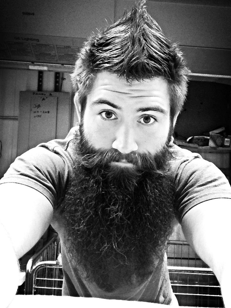 very nice beard...It is very full and thick