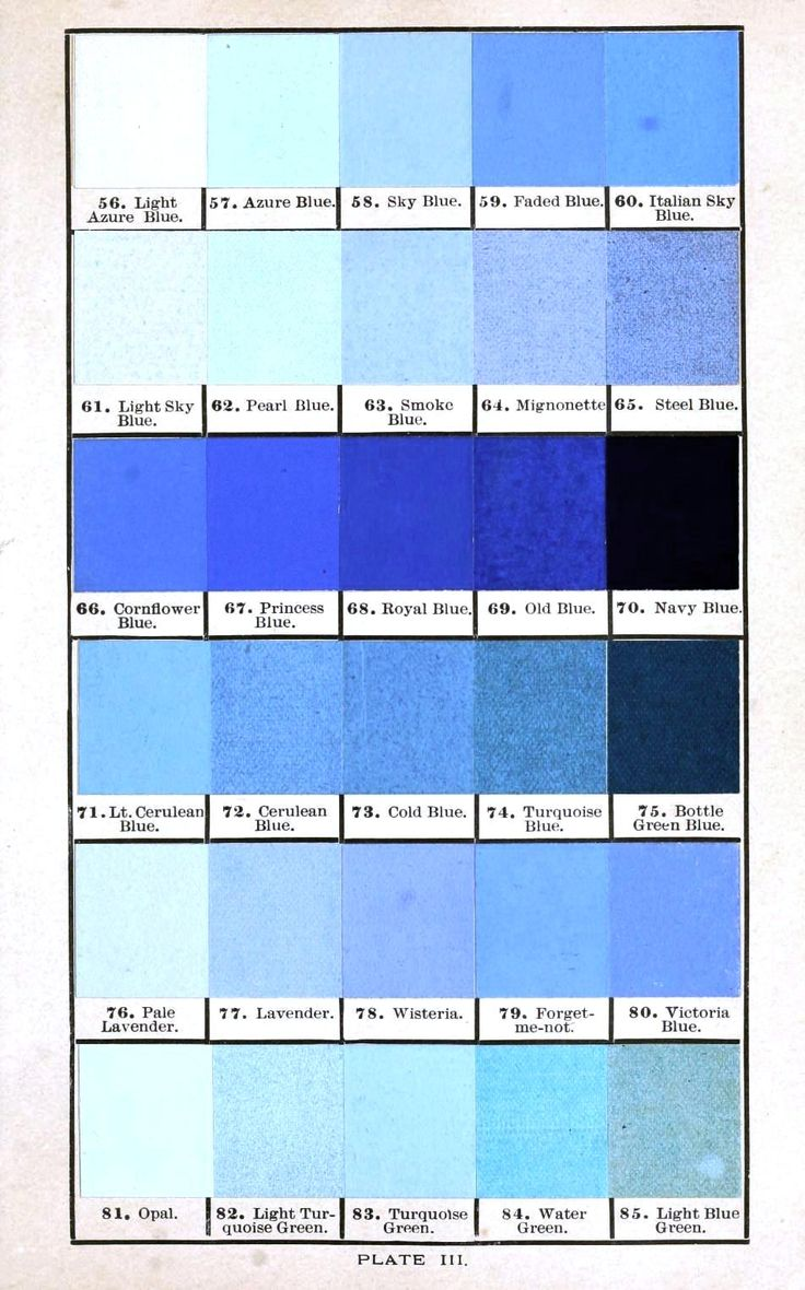 Icy blue paint colors to try: Cloud Nine from Glidden or January Frost from  Pratt