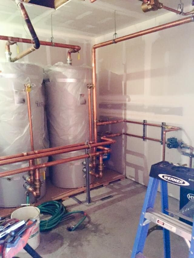 Sexy New Boiler System