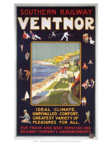 Ventnor, SR, c.1920s Posters at AllPosters.com