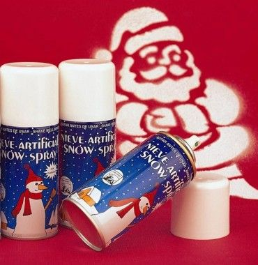 Spray Neve Artificial #Natal