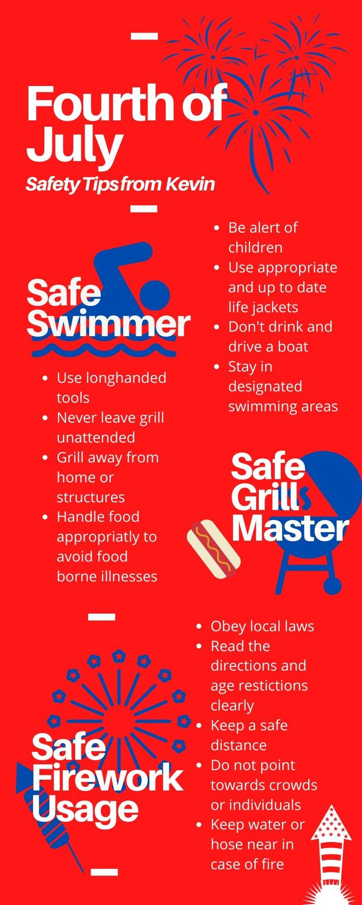 Fourth of July Safety in 2020 Farmers insurance agent