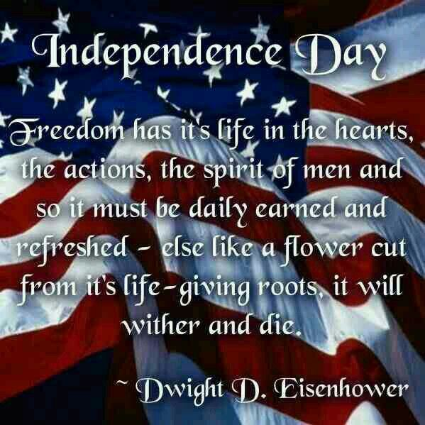 4th of july liberal quotes