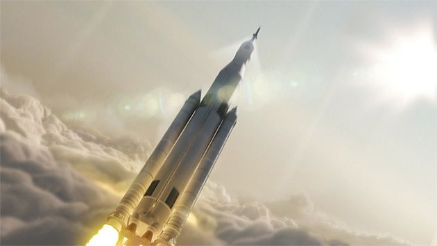 NASA's massive Space Launch System rocket is slated for a 2018 launch