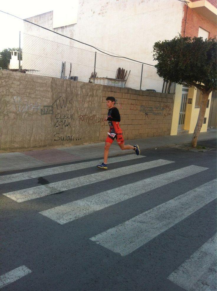 Twitter / tripuzol: @charlietodo 5o junior en ...