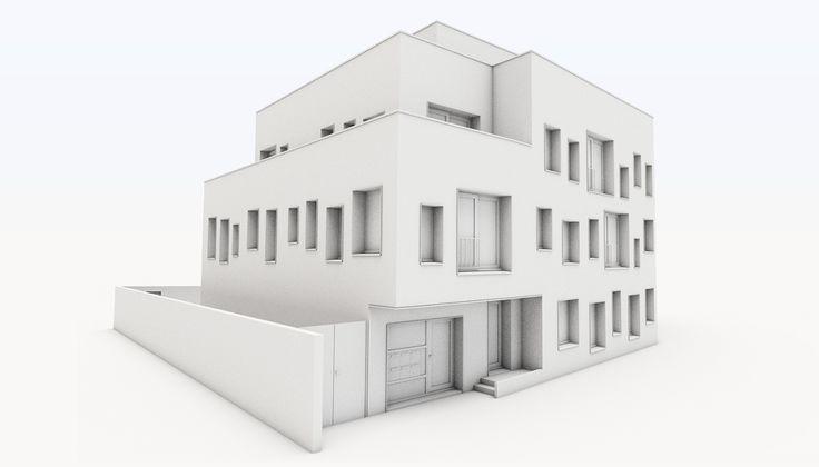 https://www.behance.net/gallery/42102191/3D-model-apartment-building