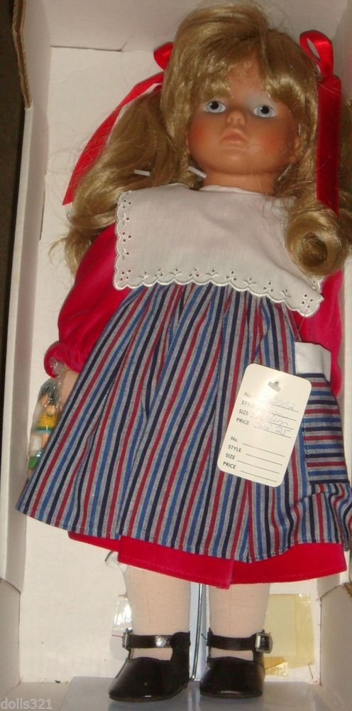 Germany LISSI Puppen Doll - Signed, limited edition of 500 ...