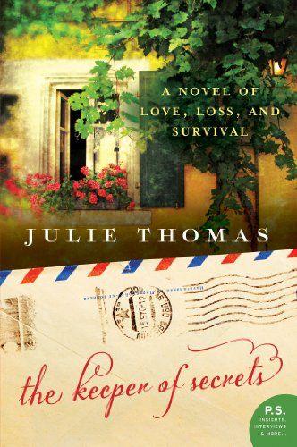 The Keeper of Secrets: A Novel by Julie Thomas http://www.amazon.com/dp/B009NG11S2/ref=cm_sw_r_pi_dp_5DsOwb0YR8590