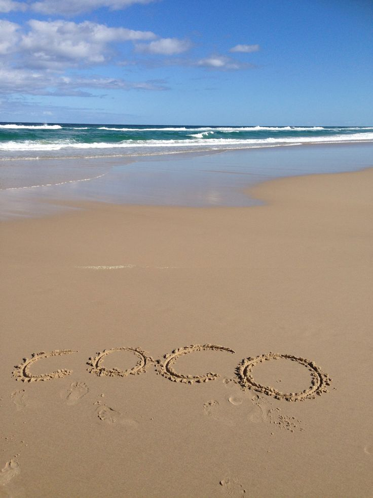 At the beach with Coco Weddings and Events :-) xx