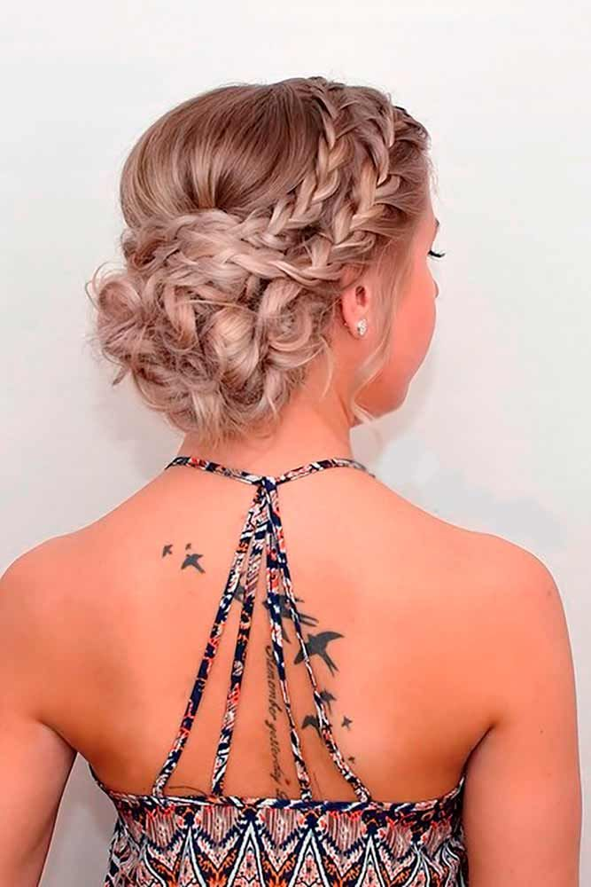 Incredibly Gorgeous Prom Hair Styles That Will Steal the Show This Year ★ See more: http://lovehairstyles.com/gorgeous-prom-hair-styles/