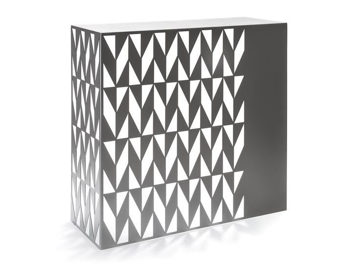 Our Alba AC Screen in geometric provides the perfect solution for concealing air conditioning compressors commonly positioned in outdoor living spaces. http://ute.net.au/buyonline/alba-ac-screen
