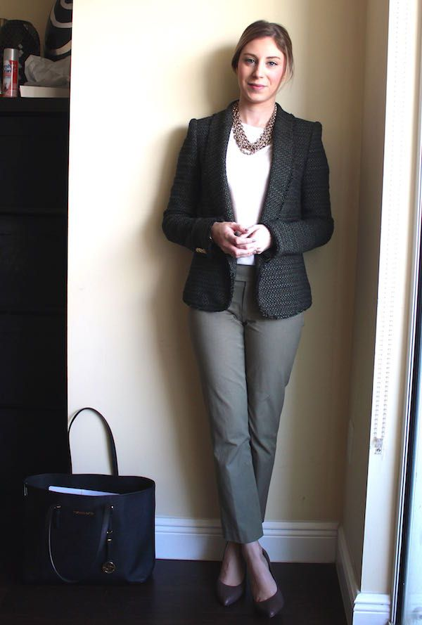 Lawyer Fashion Business Casual And Business Casual