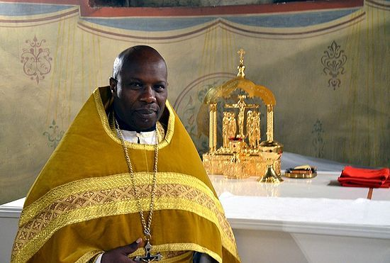 Orthodoxy is the most dynamically growing confession in Kenya, and mass baptisms in villages are not a rarity, including as many as fifty to seventy people at once.