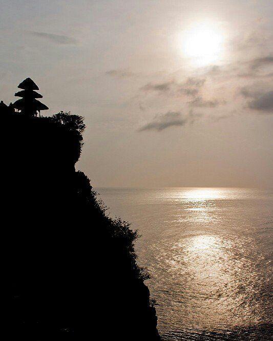 Pura Uluwatu Temple Bali Indonedia.