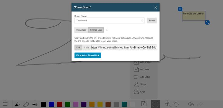 Free Technology for Teachers: Limnu - Create Collaborative Online Whiteboards