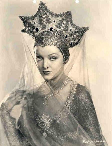 Myrna Loy - 1920s
