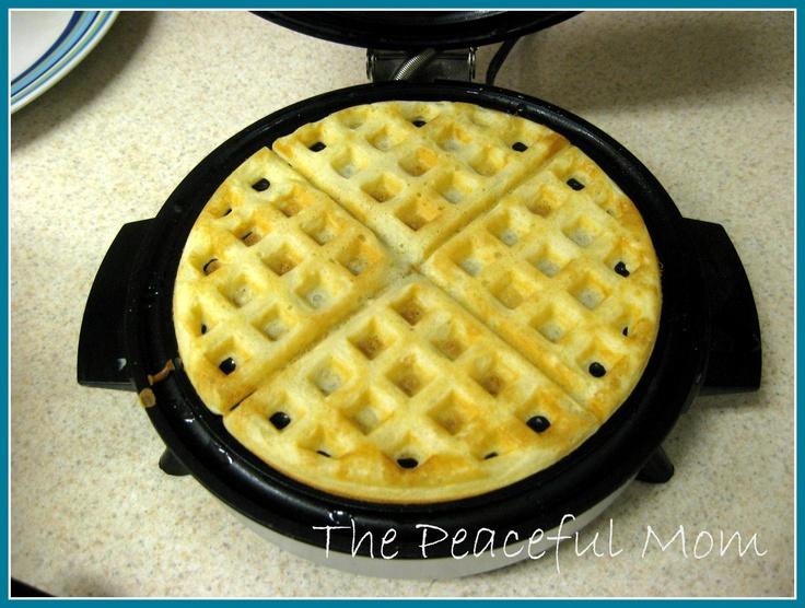 Meu tipo favorito de waffle