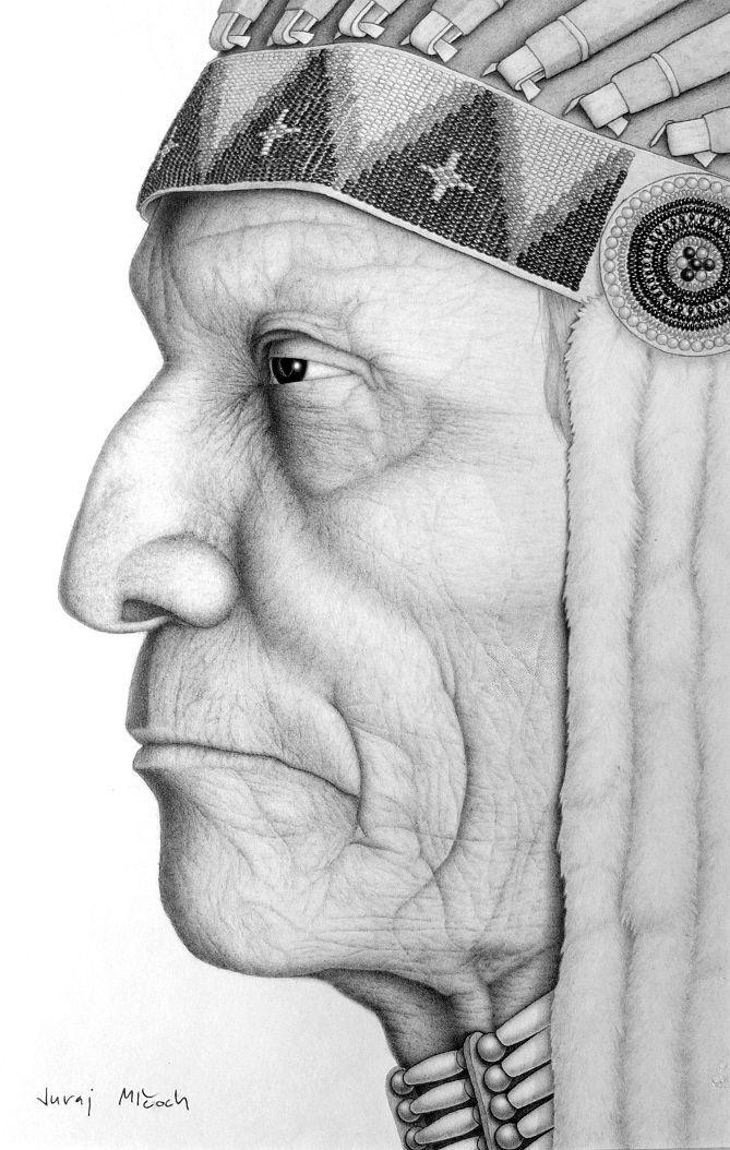 War Bonnet by jm78.deviantart.com on @DeviantArt #nativeamerican #drawing
