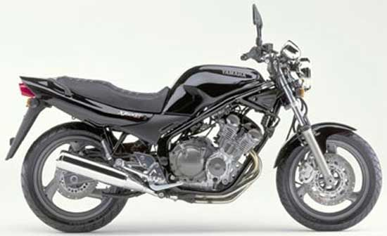 78  Images About Yamaha Xj600 Diversion On Pinterest