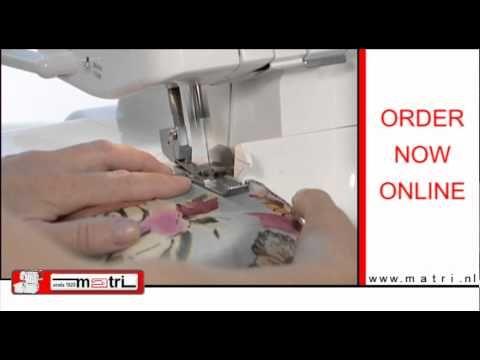 Rolzomen I lockmachine overlocker surjeteuse overlock maschinen owerlock