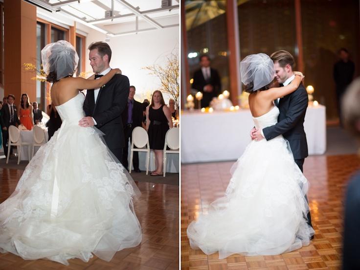 Art Gallery of Ontario wedding reception