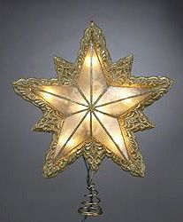 star christmas tree topper - Christmas Tree Topper Star