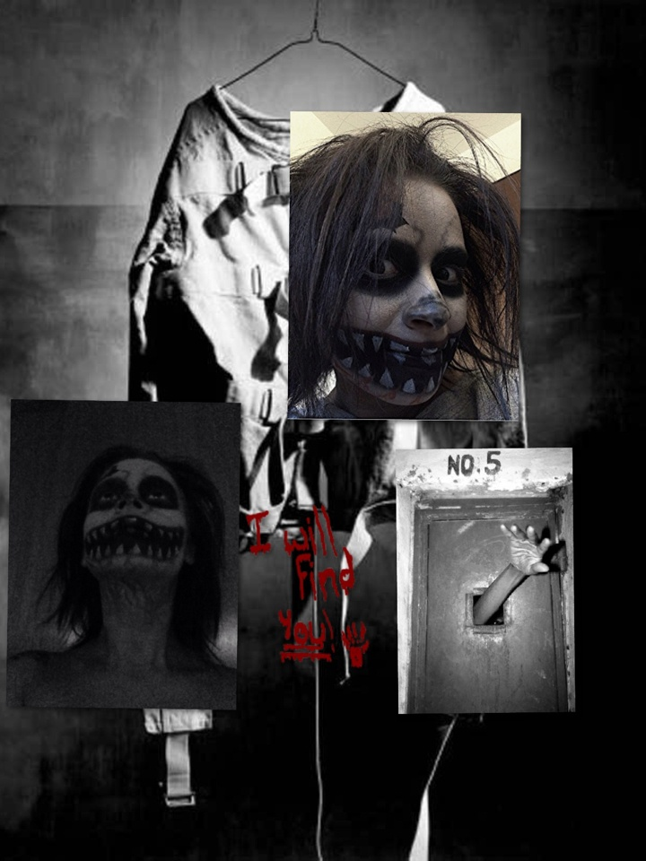 Creepy Halloween.