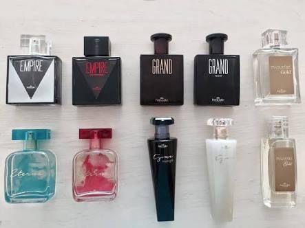 Escolha a fragrância que mais combina com você! #Hinode