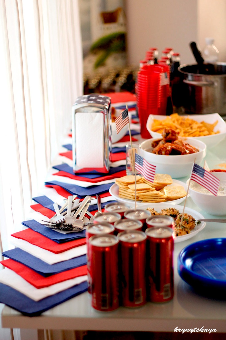 Best 10 american party ideas on pinterest american - Decoration americaine ...