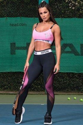 Calça Legging MP Roterdã  - Hipkini 3335092 Fit You Fashion Fitness