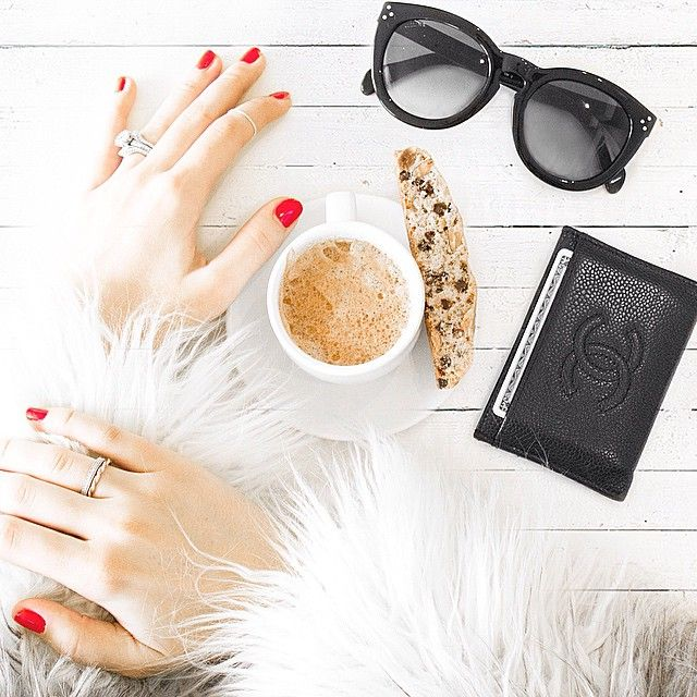 Needing lots of this today ☕️ #workworkwork #VVBNAILSINC