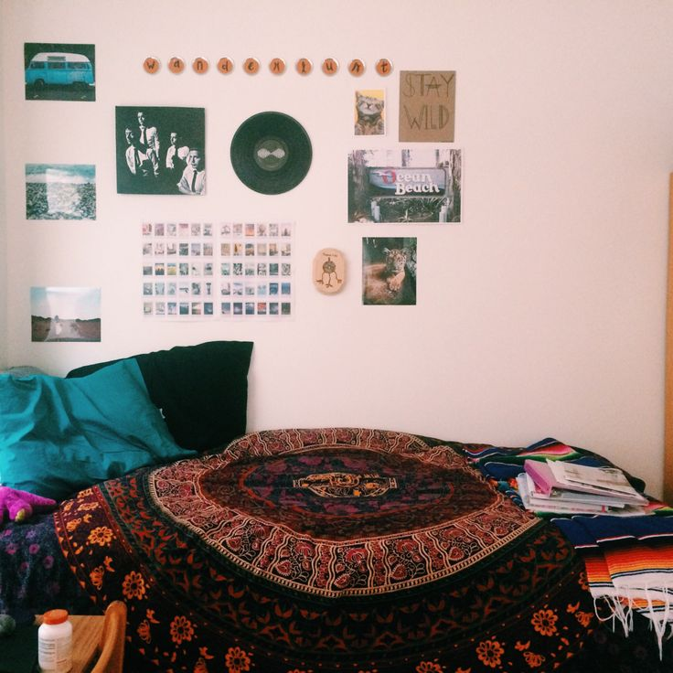Fuck Yeah, Cool Dorm Rooms — Montclair State University, Alice Paul Hall