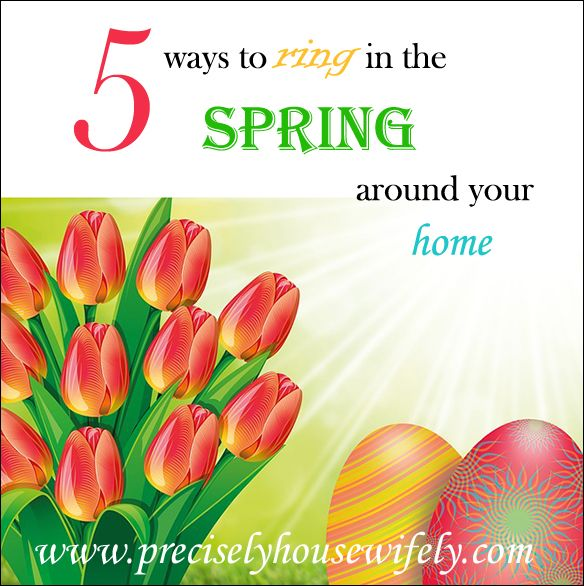 spring tips