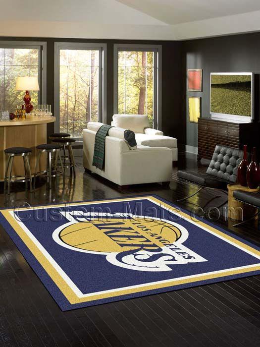 custom mats by gallant custom mats lakers los angeles lakers nba team