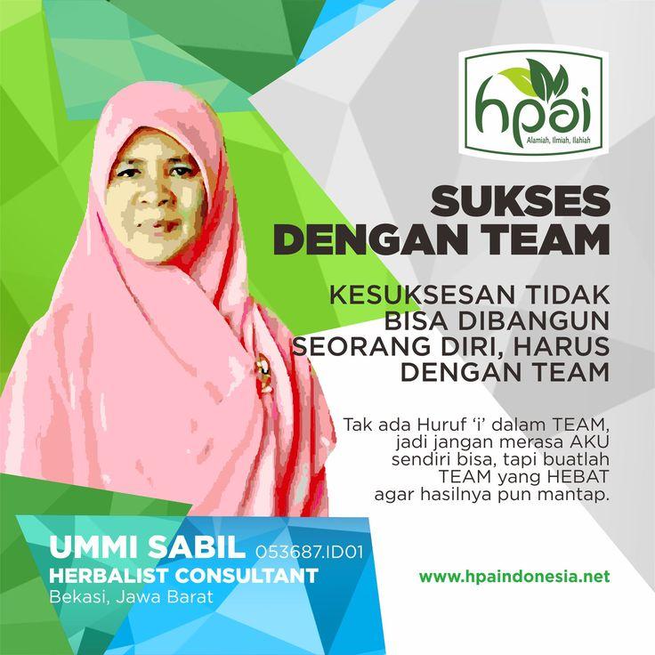 Ummi Sabil - Herbalist Consultant