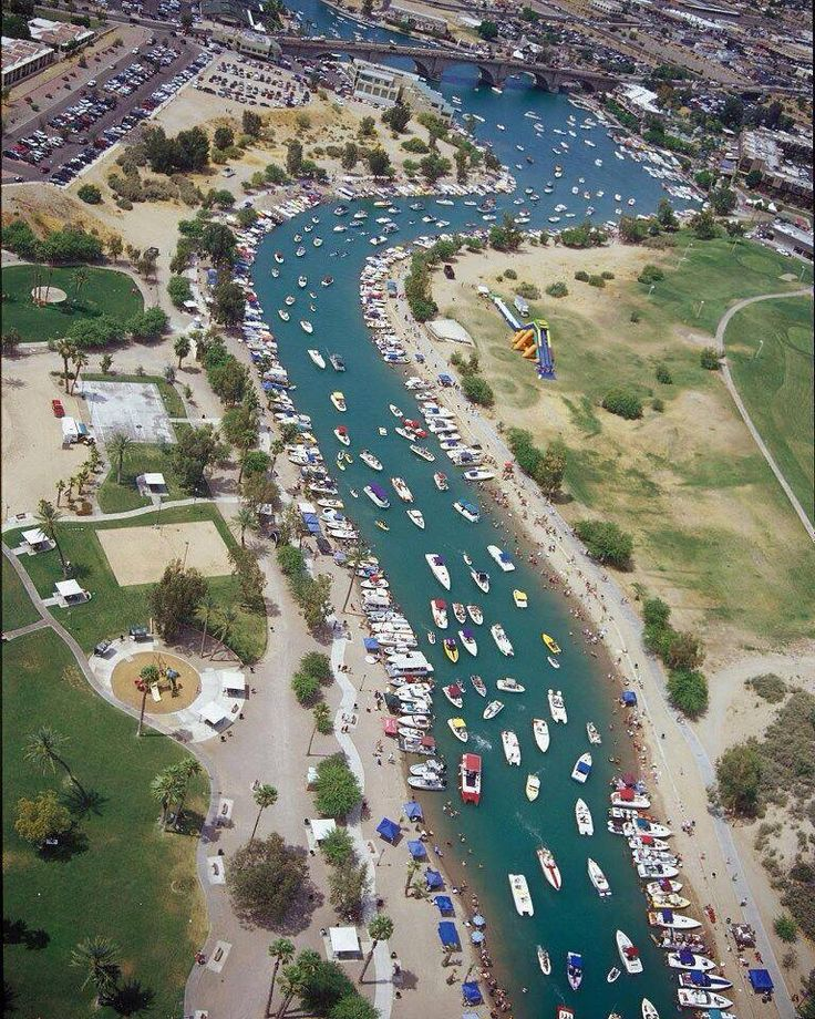 july 4th lake havasu