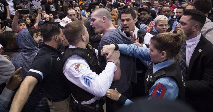 """Cleveland Police have Issued """"Stand Down"""" Order at RNC"""