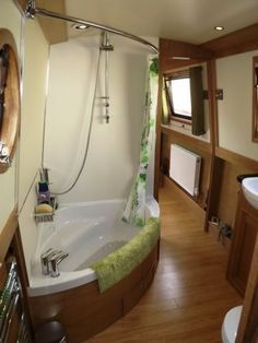 bespoke narrowboat interiors - Google Search